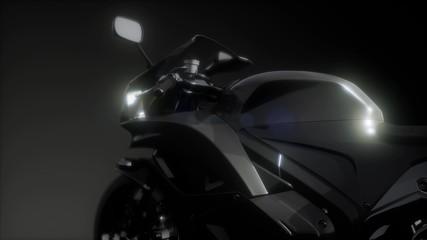 Sport Moto Bike