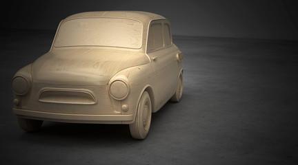 Concept Design, Creatività, Automotive, Illustrazione 3d, Progettare