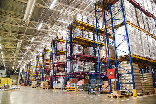 big food warehouse