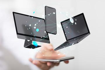 device media