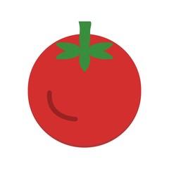 Tomato Food Flat Icon