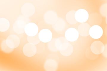 Gradient Abstract Blurred orange tone lights background