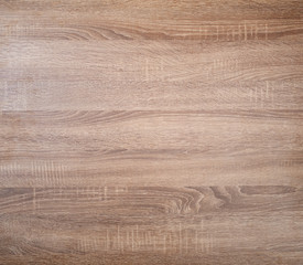 Brown wooden texture background. Top view.