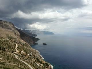 The mysterious beauty of Amorgos island, Greece