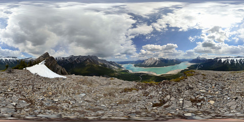 Vision Quest Lookout, Clearwater County, Alberta, Canada