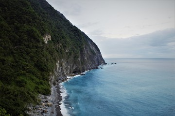 Qingshui Cliff, Taiwan