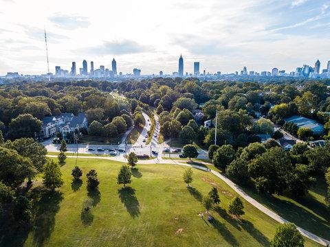 Atlanta Skyline Park