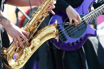 Sax Concierto Dia