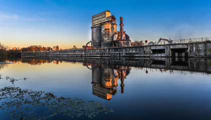 Industrial Plant Demolition