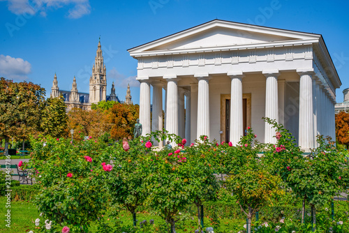 Volksgarten Wien Stock Photo And Royalty Free Images On Fotoliacom