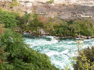 Niagara River and gorge