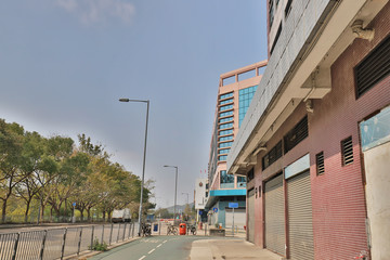 trading,  business Industrial area Sheung Shui