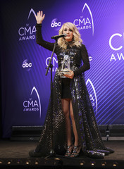 52nd Country Music Association Awards – Photo Room – Nashville, Tennessee, U.S.