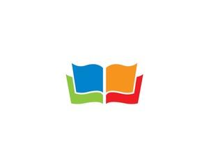 Book symbol illustration