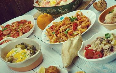 Creole Cajun cuisine