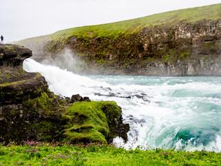 Rushing Water through the gorge