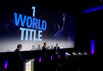 Tennis - Official Presentation of ATP Team Competition