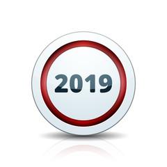2019 year start button