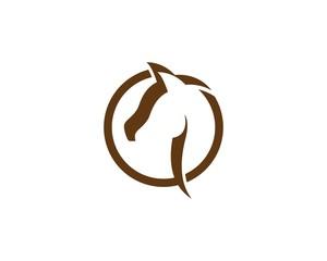 Horse logo icon