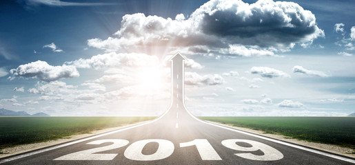 Vorwärts ins neue Jahr 2019!