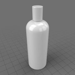 Shampoo bottle 1