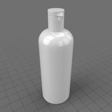 Shampoo bottle 3