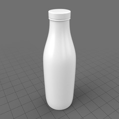 Buttermilk bottle