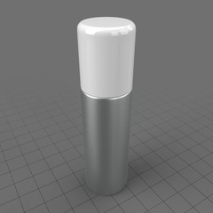 Closed aluminum bottle 1