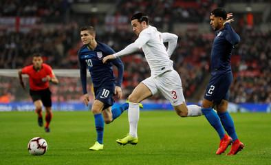International Friendly - England v United States