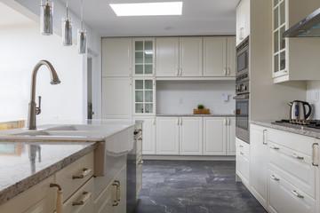 Luxury residential interior living