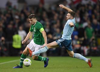 International Friendly - Republic of Ireland v Northern Ireland