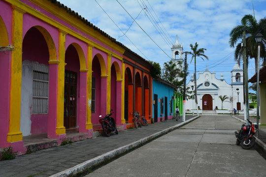 Tlacotalpan Veracruz Mexique - Tlacotalpan Village Veracruz Mexico