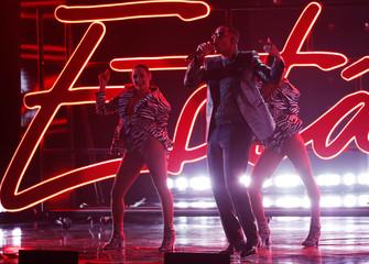 19th Latin Grammy Awards– Show – Las Vegas, Nevada, U.S.