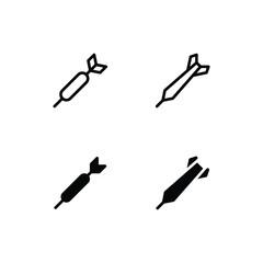 Dart Icon Logo Vector Symbol. Dartboard Icon