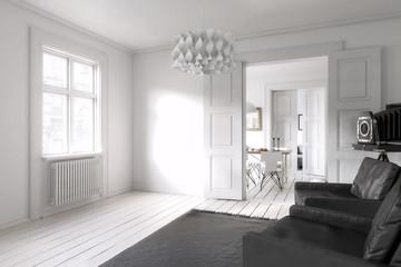 Inside my apartment (design)