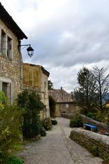 Rue du Village de Mirmande (plus beau village de France)