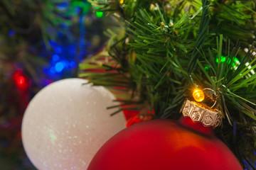 Choinka i Boże Narodzenie