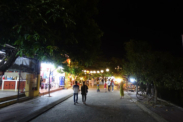Hoi An by night, Vietnam