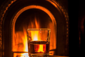 Fireside Whiskey