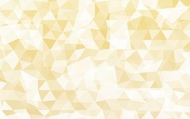 Geometric rumpled triangular low poly gradient illustration. Vector polygonal design.