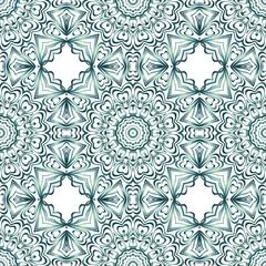 Ornamental ethnic seamless pattern. For fashion design, shawl, textile, bandanna, print, invitation card. Vector illustration.