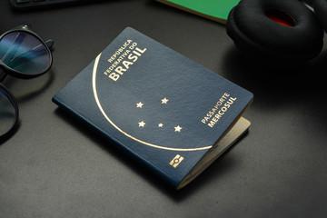 Brazilian Passport, travel document