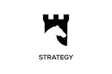 STRATEGY LOGO DESIGN