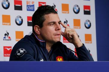 France Press Conference