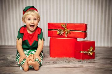 lachen in der Adventszeit