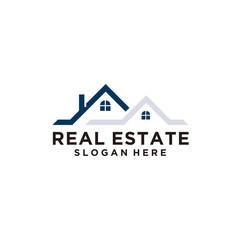 home real estate logo