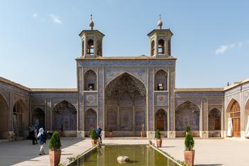 Iran - Shiraz - Nasir al-Mulk Moschee (مسجد نصیرالملک)