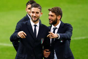 UEFA Nations League - Italy Stadium Walk Round