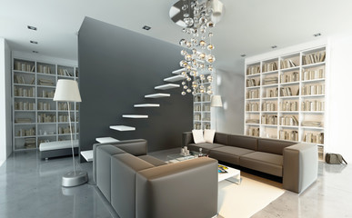 Elegant modern interior