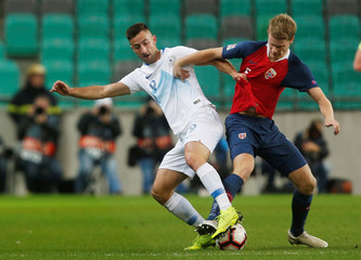 UEFA Nations League - League C - Group 3 - Slovenia v Norway
